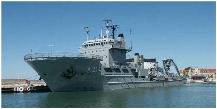 vakt på fartyg